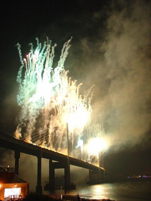Highland Lights 2007
