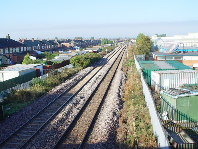 Hull to Scarborough Line