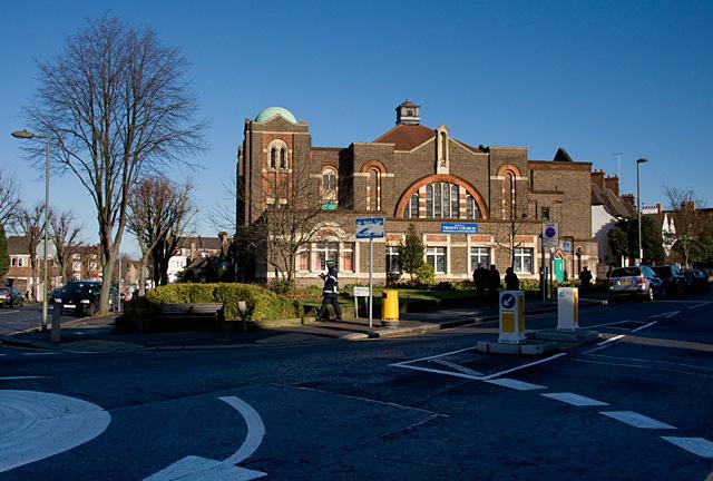 Trinity Church, Golders Green