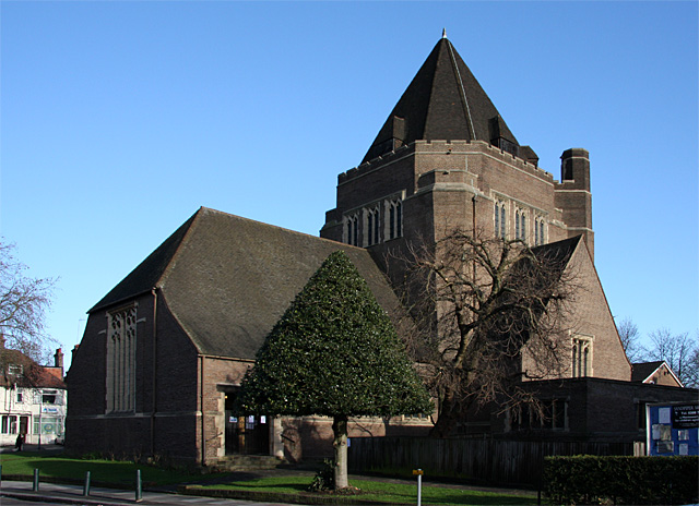 St Alban the Martyr, Golders Green