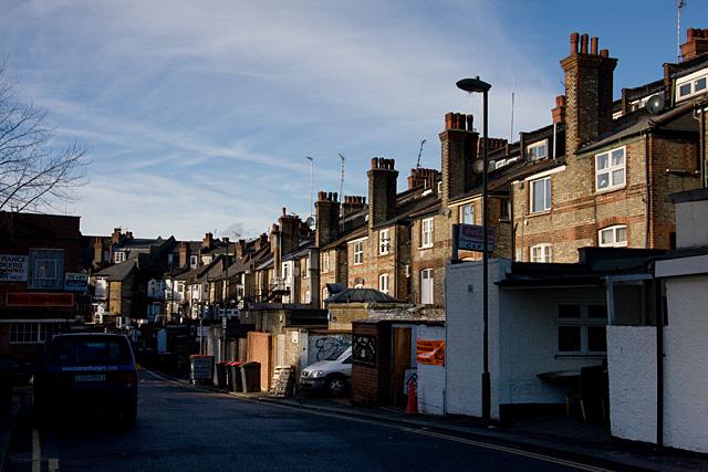 St. Albans Lane