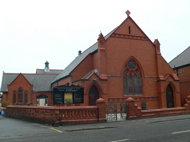English Presbyterian Church, Prestatyn