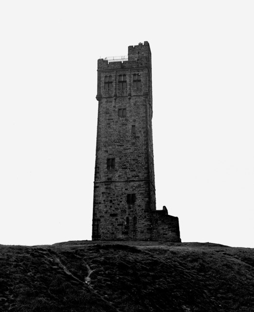 Victoria Tower, Castle Hill, Huddersfield