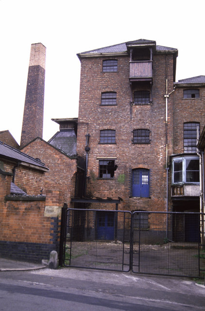 Derby Malt Vinegar Brewery
