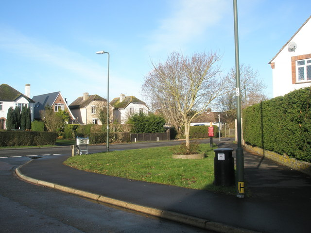 Junction of Deeside Avenue and Salthill Road