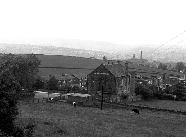 Hall Bower Sunday School, Newsome, Huddersfield