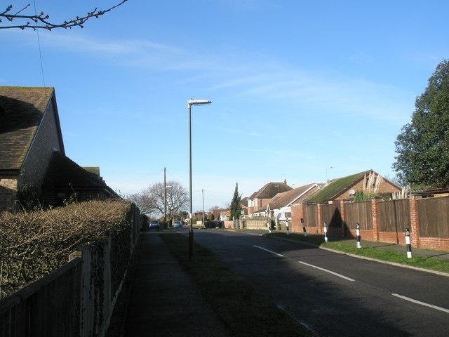 Halfrey Road, Fishbourne