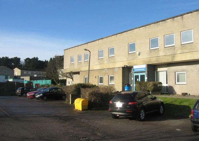 Donald Burrell Centre - North Hants Hospital