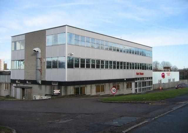 Hart House - Priestley Road