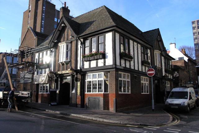 """The """"Royal Children"""", Nottingham"""