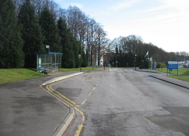 Hospital Bus Stops