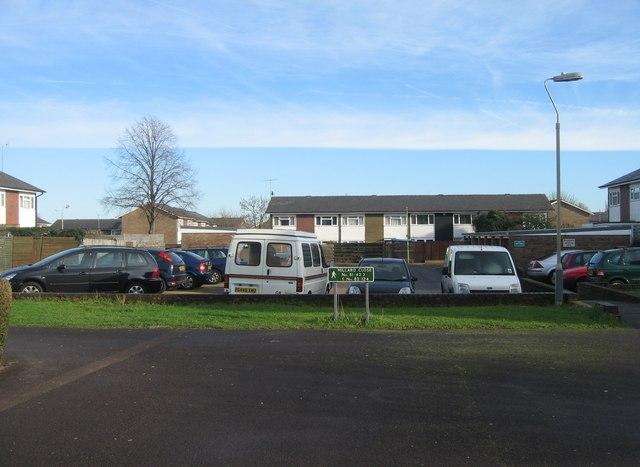 Millard Close Housing & Parking