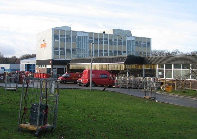 Royal Mail - Basingstoke