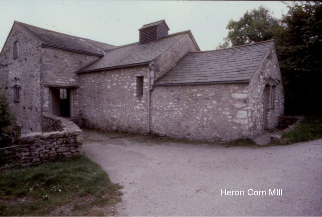 Heron Corn Mill Beetham