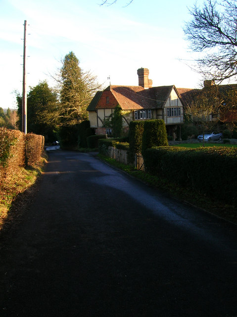 Court Lodge, Groombridge Road