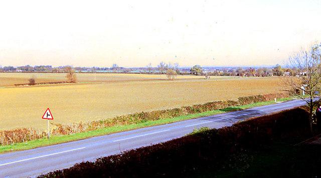 Autumn, Reepham, Lincs.