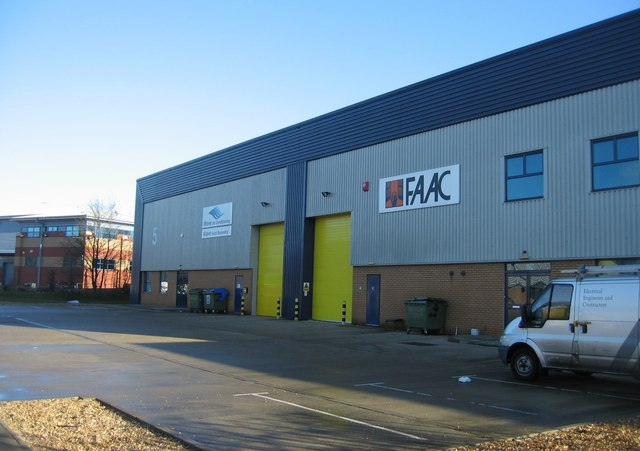 FAAC - Houndmills Industrial Estate