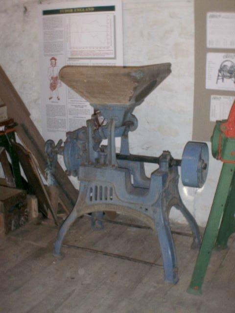 Bamford Steel Plate Mill in Heron Corn Mill