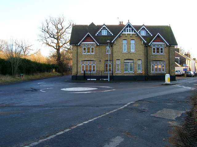 Converted Public House, Groombridge