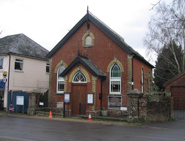 Lockerley Baptist Chapel