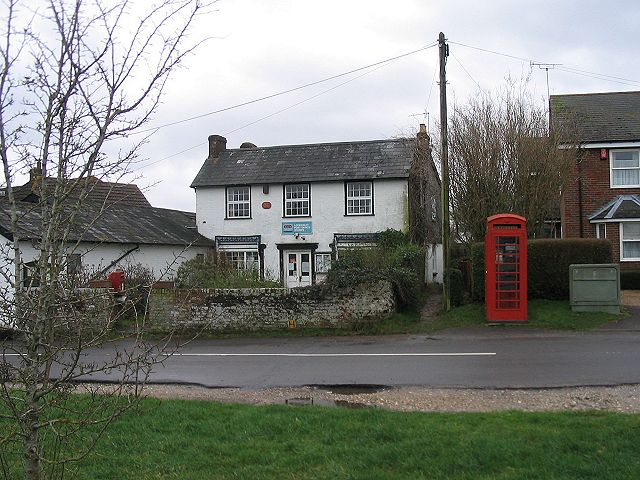 Lockerley Post Office stores
