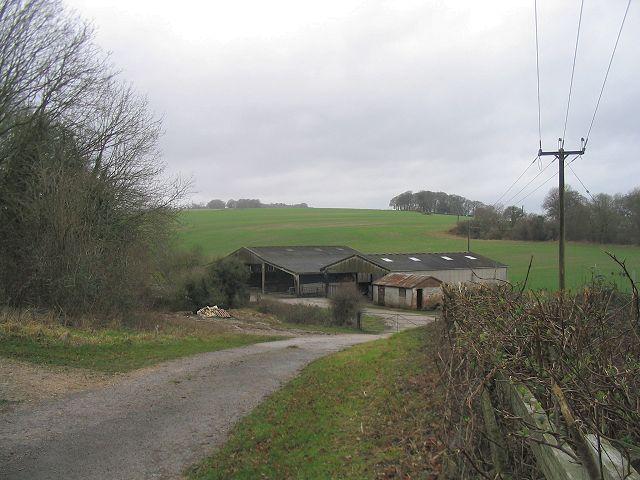 Dean Gate Farm, near Lockeley