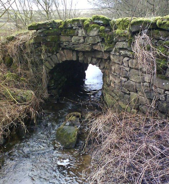 Stone Bridge at Low Crag