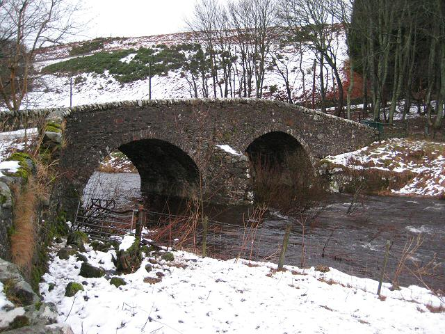 Bridge at Glendevon