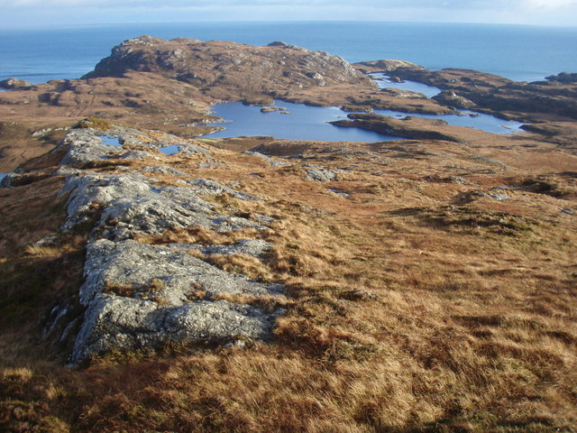 East ridge of Hairteabhagh