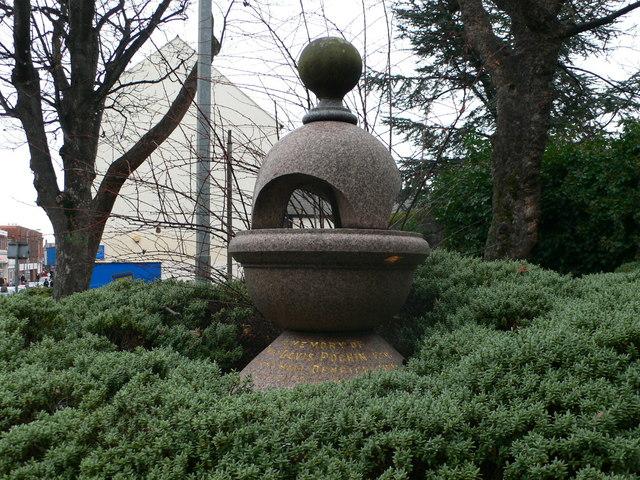 Pochin fountain
