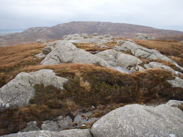 Summit of Cruachan