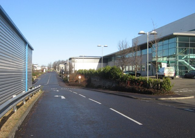 Knights Park Road