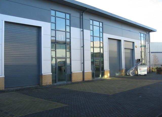 Vacant Industrial Units - Devonshire Business Park