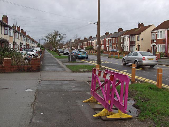 James Reckitt Avenue, Hull