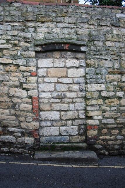 Blocked gateway