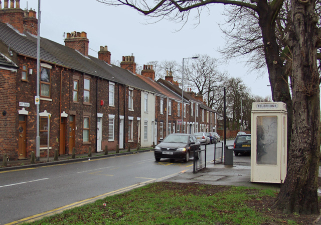 West Parade, Leads Road, Hull
