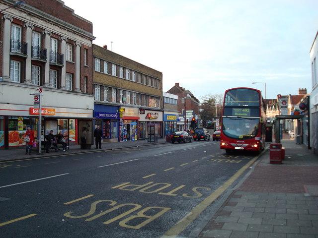 Sidcup High Street