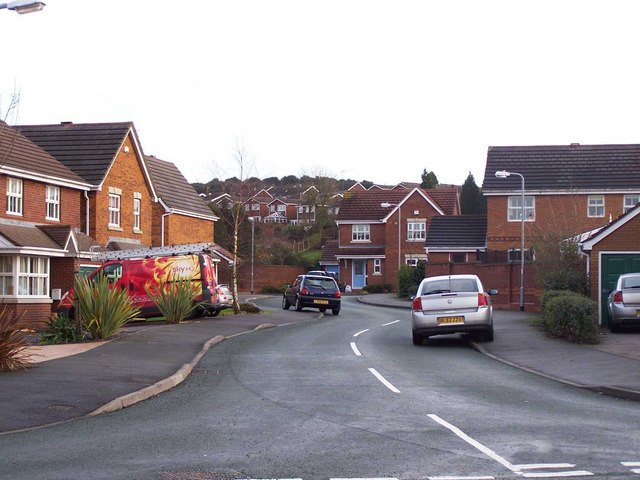 Water Lily Close, Wimblebury