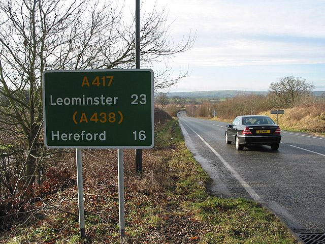 The Ledbury Bypass