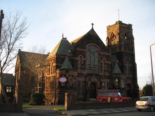 Claremount Road Methodist Church, Wallasey