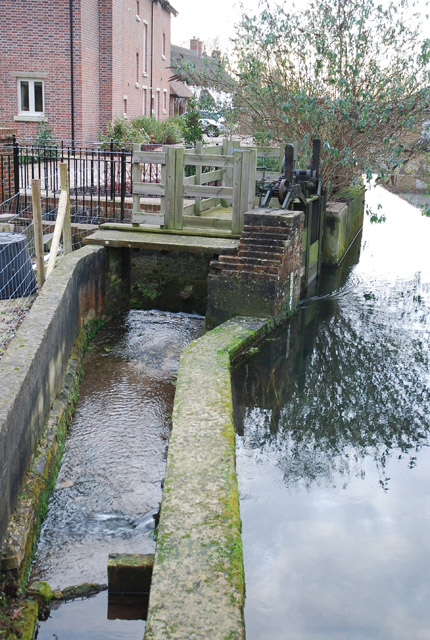 Water Management - River Allen at New Town