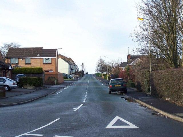 Rawnsley Road, Rawnsley