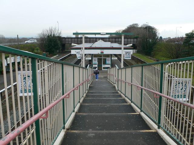 Prestatyn Station