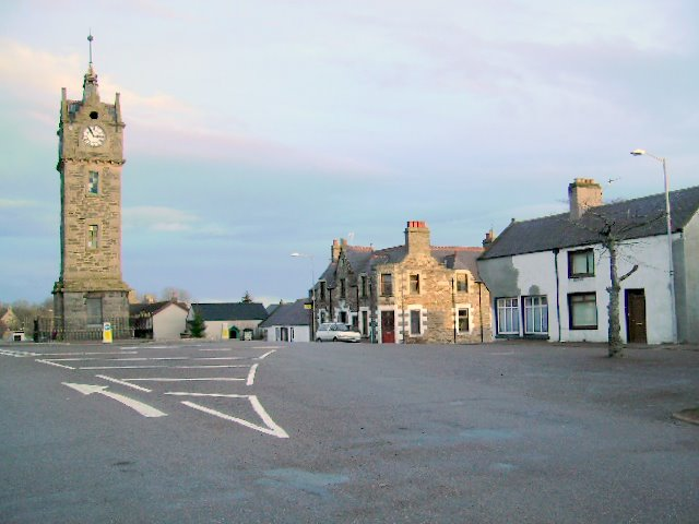 The Square at Newmill