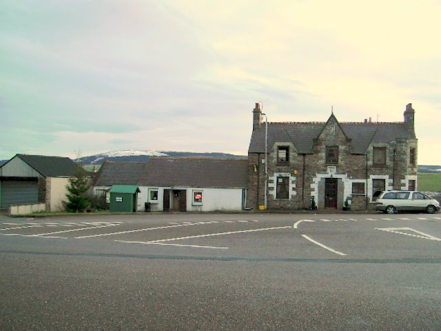 The Crown  at Newmill