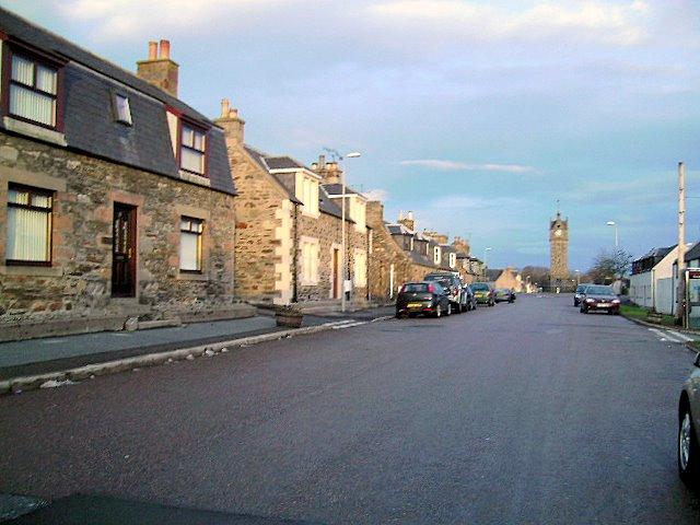 Main Street Newmill