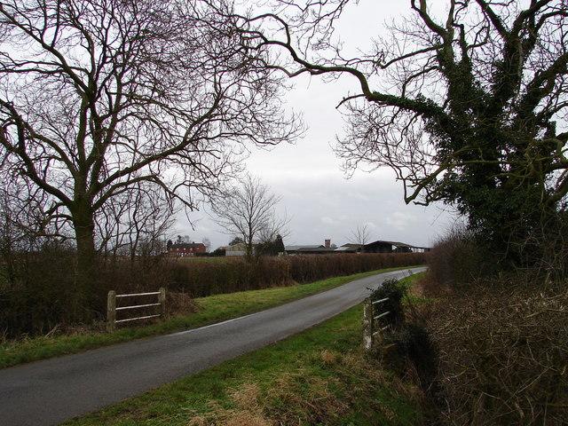 Bridge Near Highfield Farm