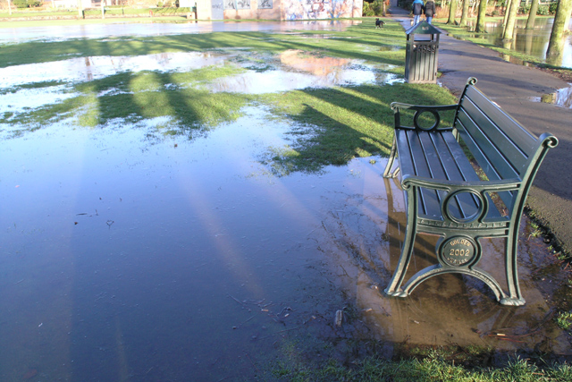 West Park is flooded (3)