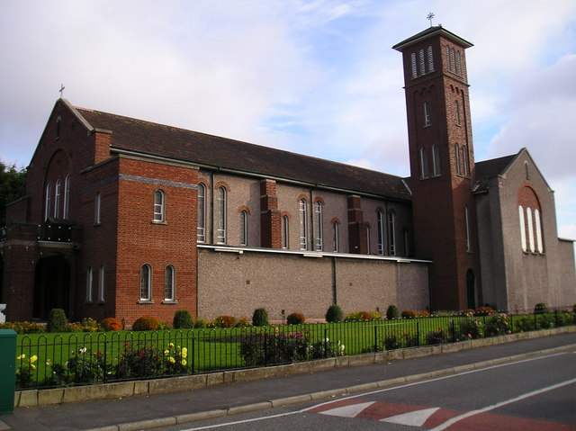 St. Patrick's R.C. Church, Common Rd., Earlestown