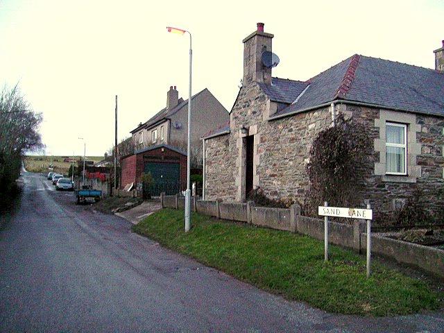 Sands Lane, Newmill